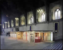 Our David Low Exhibition in Westminster Hall, May - October 2002
