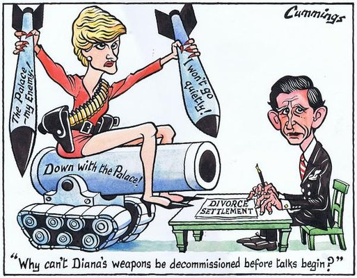 Quot Why Can T Diana S Weapons Be Decommissioned Before Talks