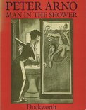 Man in the shower by Peter Arno Image.