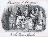 Traditions of Christmas - The Queen's Speech Image.