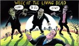 Week of the living dead Image.
