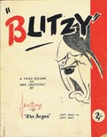 """Blitzy' A third volume of war cartoons by Armstrong of The Argus Image."