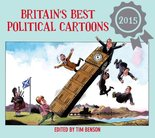 Britain's Best Political Cartoons 2015 Image.