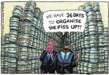 We have 36 days to organise the piss up!! Image.