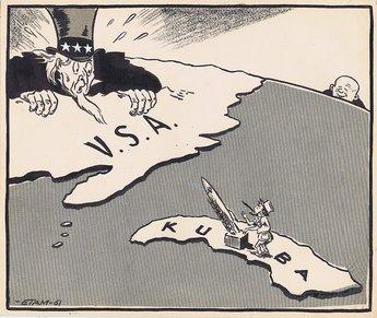 a description of the only cuban missile crisis