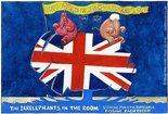 The Irrelephants in the room  Starring Percy the patriotic pissing pachyderm Image.