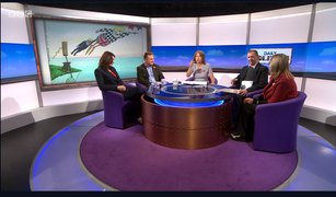 Tim Benson on the Daily Politics Show