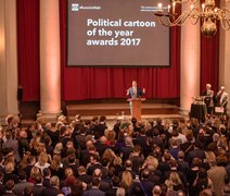 Political Cartoon of the Year Awards 2017