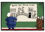 Boris's big bridge plan!! Image.