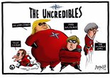 The Uncredibles Image.