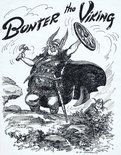 bunter the viking Image.