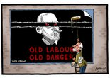 old Labour old danger Image.