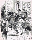 Billy Bunter the bad lad Image.