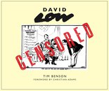 David Low CENSORED by Tim Benson (Hardback) Image.