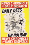 Daily Dees on holiday Image.