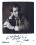 Gary Trudeau signed photograph Image.
