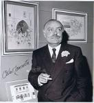 Cartoonist Signed Photographs