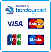 Payments Processed Securely Through Barclaycard EPDQ